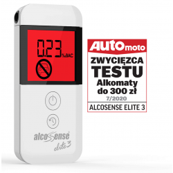 AlcoSense Elite 3 alkomat